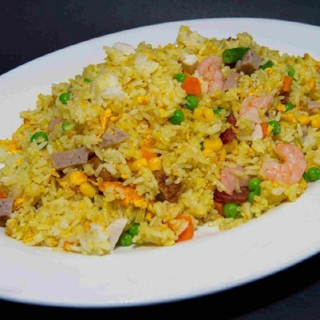 68.  Young Chow Fried Rice