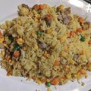 65.  Beef Fried Rice