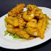 9. Crispy Fried Squid