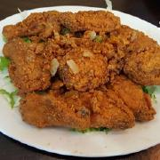 11. Spicy Crispy Chicken Wings