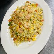 69.  Shrimp Fried Rice