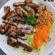 26.  Grilled Chicken